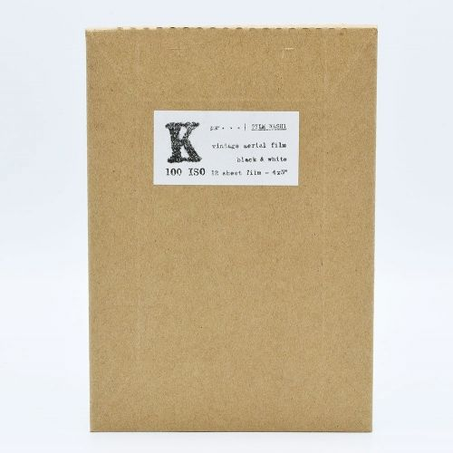 Washi Film K 100 4x5 INCH / 12 sheets