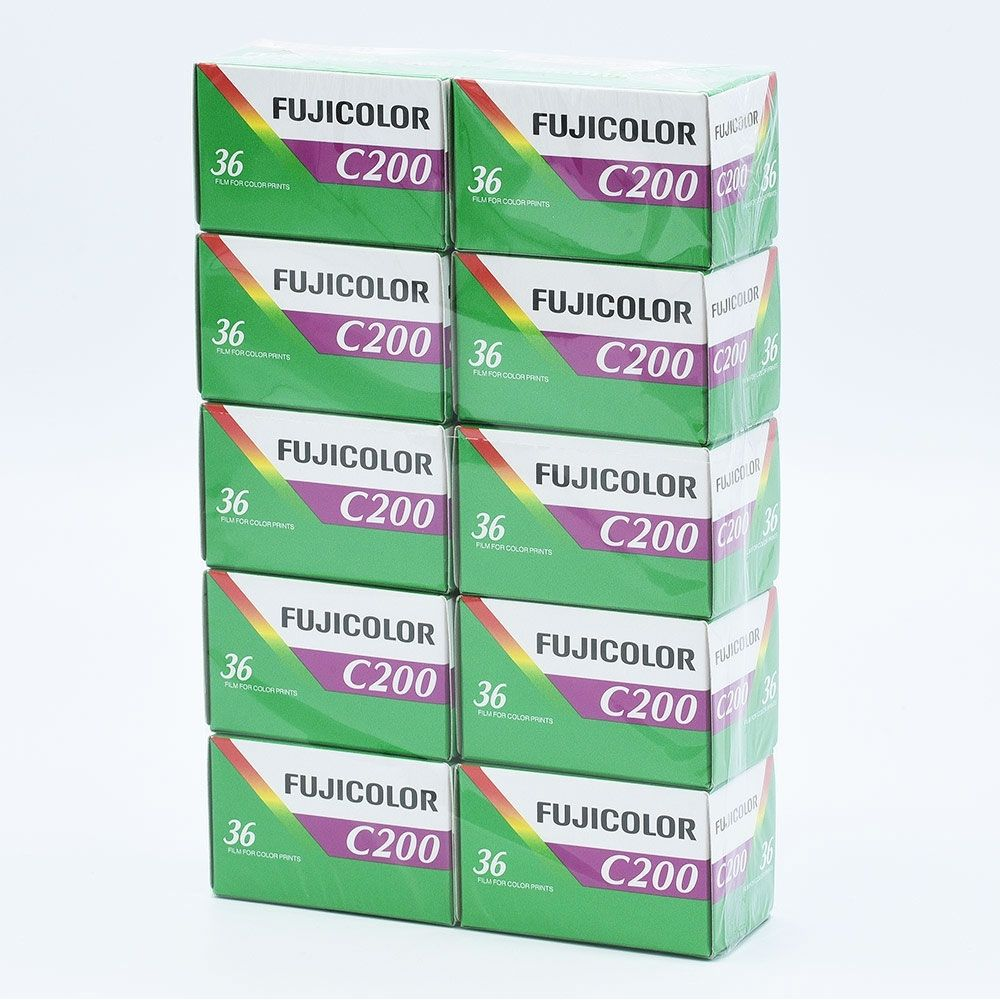 Fujicolor C200 135-36 / 10-pack