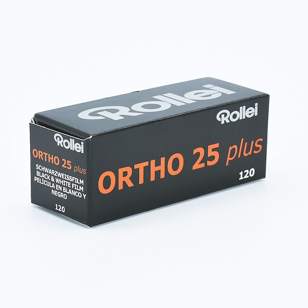 Rollei Ortho 25 Plus 120