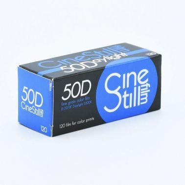 CineStill 50D Daylight Xpro C-41 120