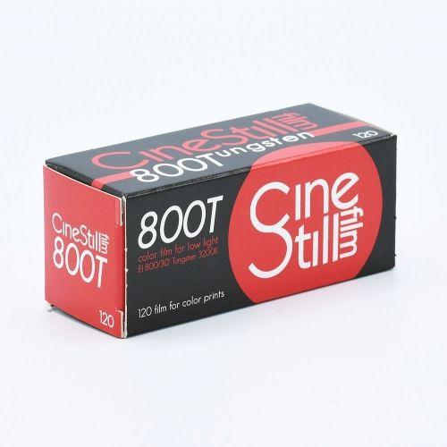 CineStill 800T Tungsten Xpro C-41 120