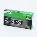 Fujifilm Neopan Acros 100 120 / 5-pak