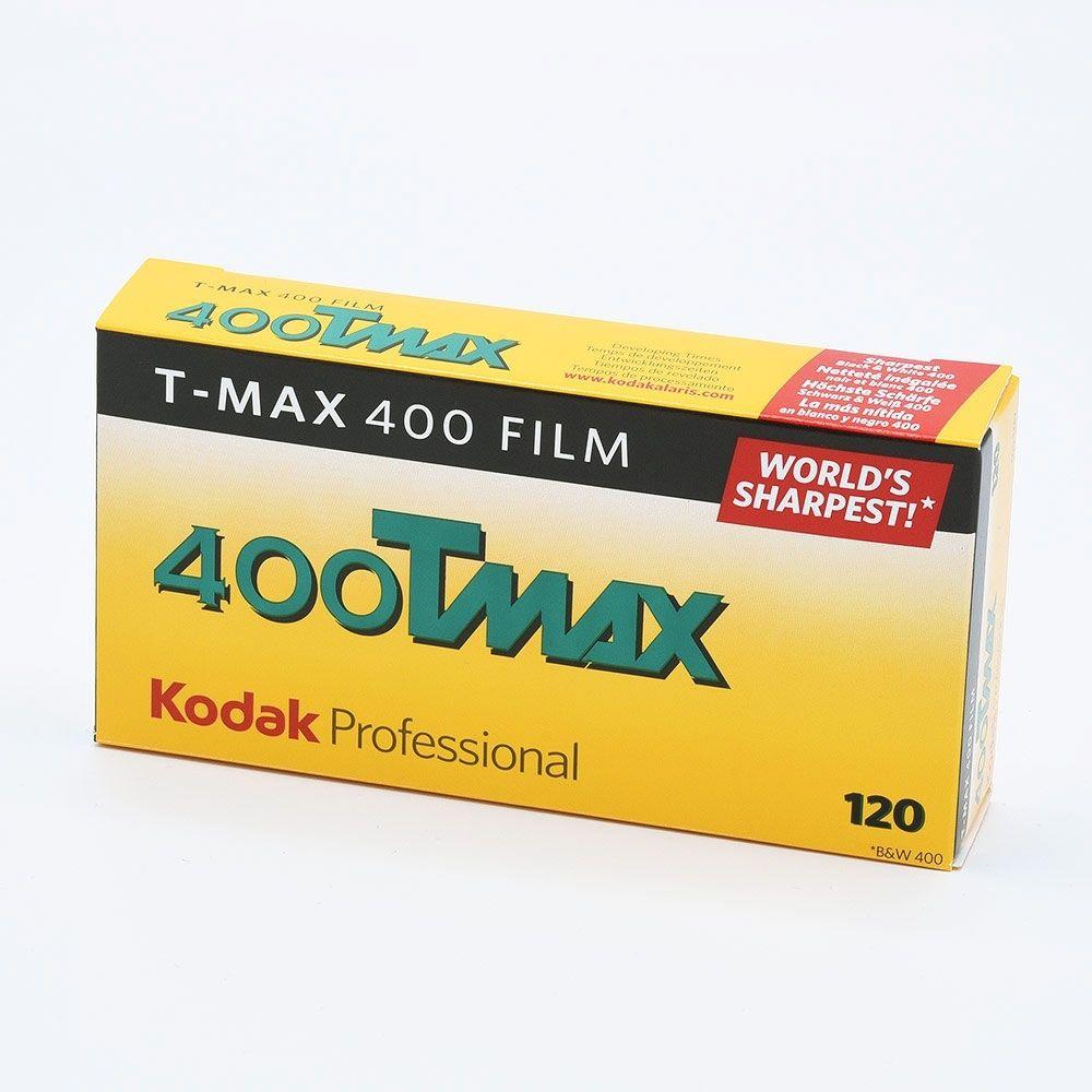 Kodak T-MAX 400 120 / 5-pak