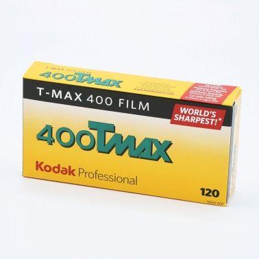 Kodak T-MAX 400 120 / 5-pack