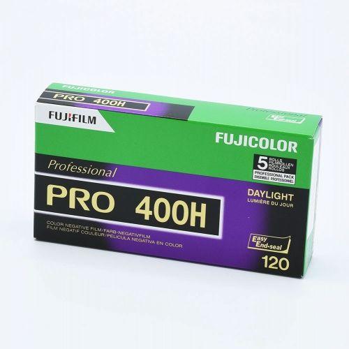 Fujifilm Pro 400H 120 / 5-pack