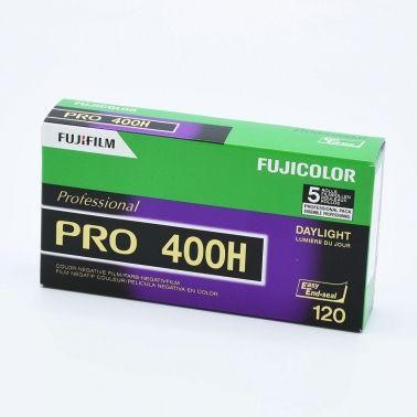 Fujifilm Pro 400H 120 / 5-pak