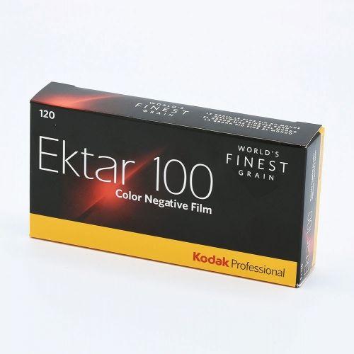 Kodak Ektar 100 120 / 5-pak