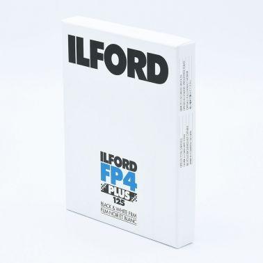 Ilford FP4 Plus 8x10 INCH (20,3x25,4 cm) / 25 sheets