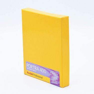 Kodak Portra 400 4x5 INCH / 10 sheets