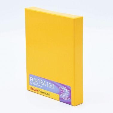 Kodak Portra 160 4x5 INCH / 10 sheets