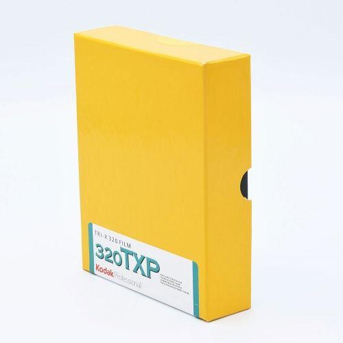 Kodak TRI-X 320 4x5 INCH / 50 sheets