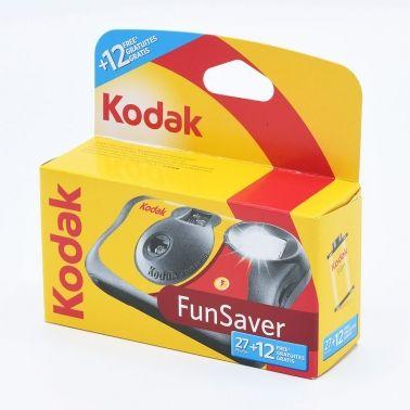 Kodak Fun Saver Wegwerpcamera / 27+12 opnames