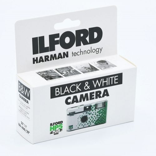 Ilford HP5 Plus Appareil Photo Jetable N&B / 27 poses