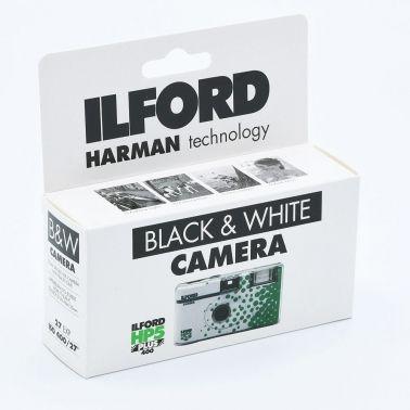 Ilford HP5 Plus Appareil Photo Jetable N&B / 27 poses