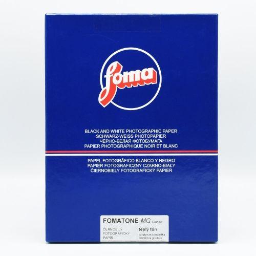 24x30,5 cm - SEMI-MATT - 10 SHEETS - FOMATONE 132 MG Classic