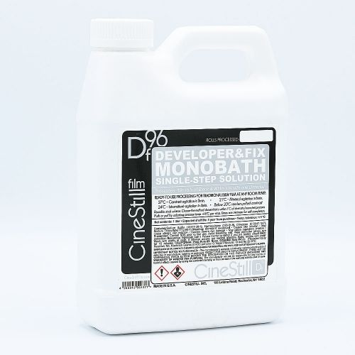 CineStill DF96 B&W Monobath Developer-Fix (Liquid) - 1000ml