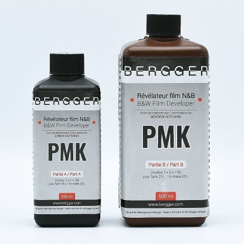 Bergger P.M.K. Film Developer / Part A 250ml + Part B 500ml