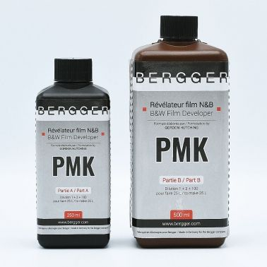 Bergger PMK Film Developer / Part A 250ml + Part B 500ml