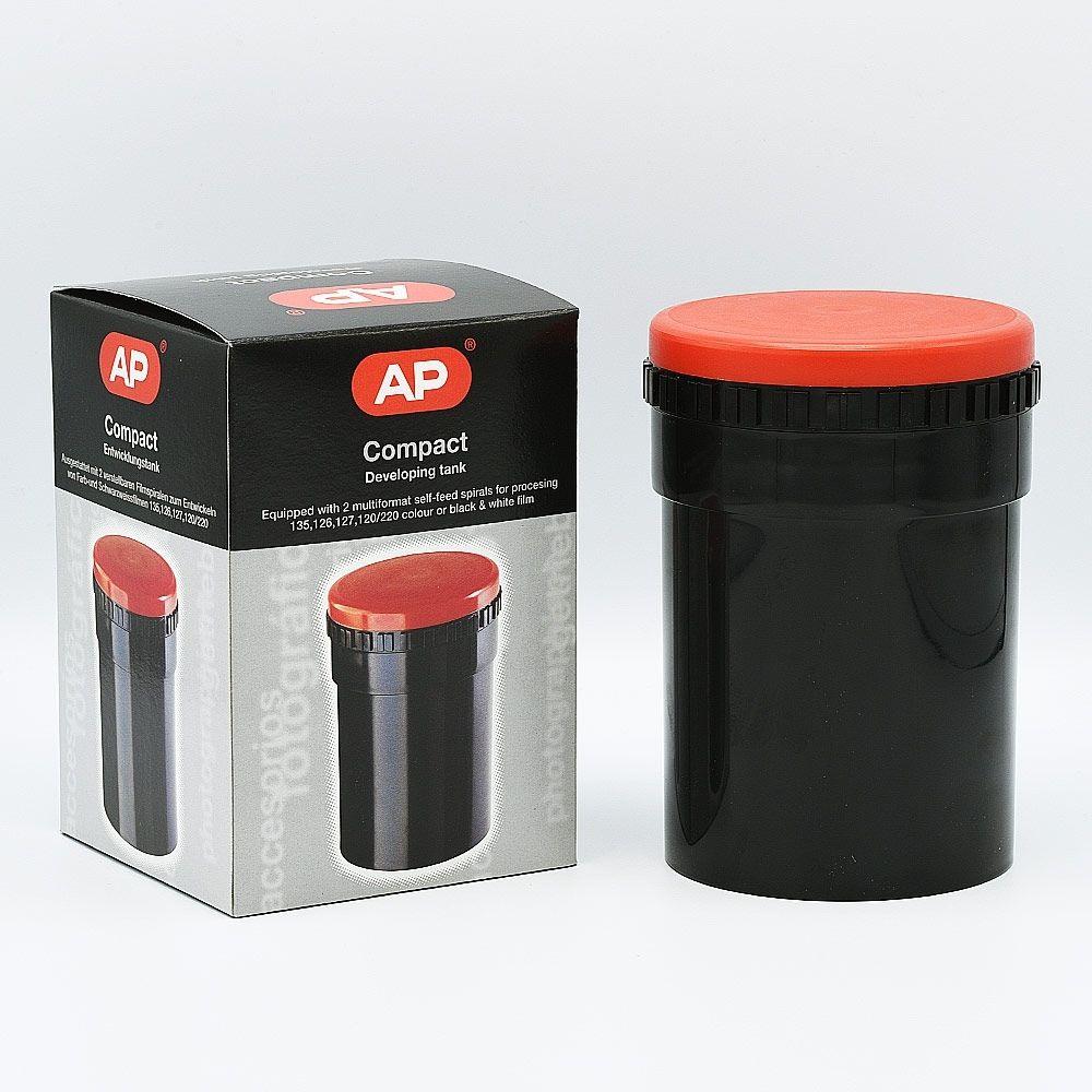 AP Compact Cuve de Développement + 2x Spires Multi-formats Auto-Chargeuse