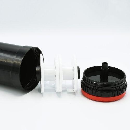AP Compact Developing Tank + 2x Multiformat Self-feed Spirals