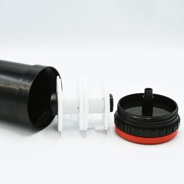 AP Compact Developing Tank + 2x Multiformat Self-feed Spirals