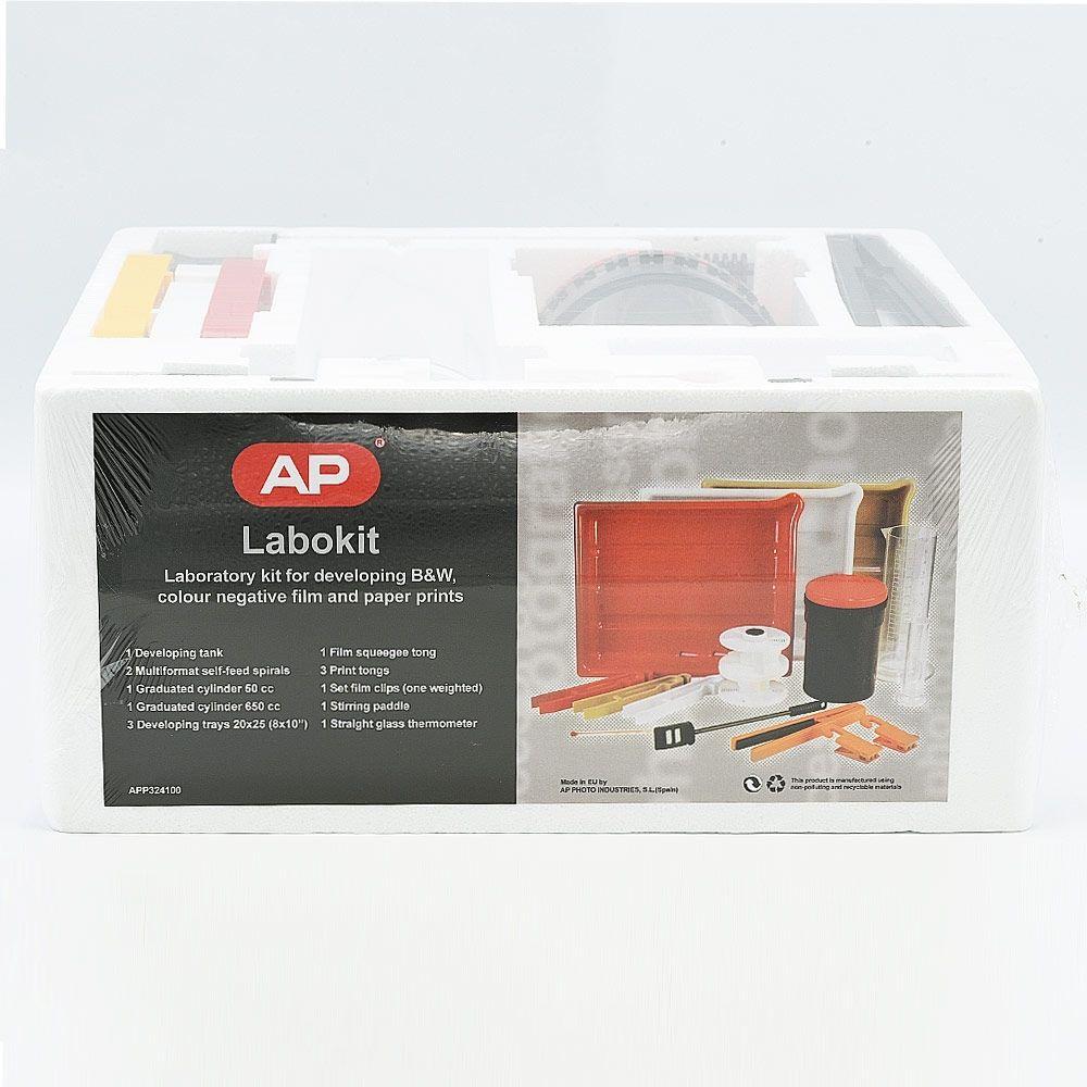 AP Darkroom Labokit - Compact Ontwikkeltank