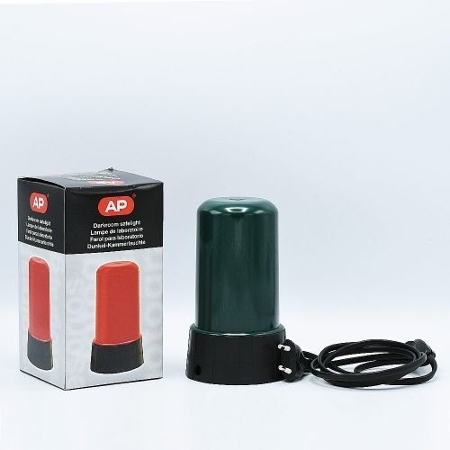 AP Darkroom Safelight - Vert Foncé