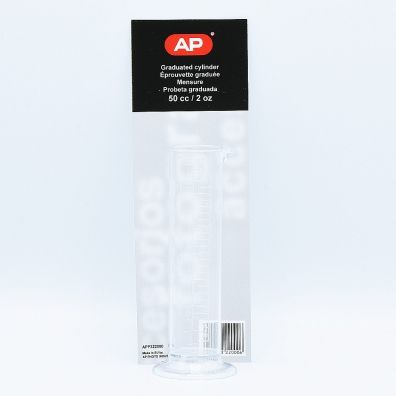 AP Graduated Cylinder - 50ml
