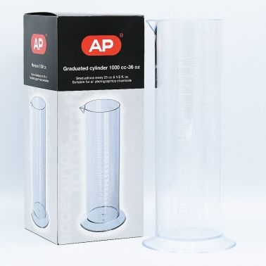 AP Graduated Cylinder - 1000ml