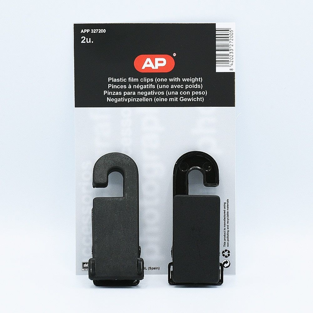 AP Film Clip Set - 2 stuks