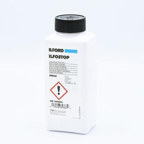 Ilford Ilfostop Bain d'arrêt - 500ml