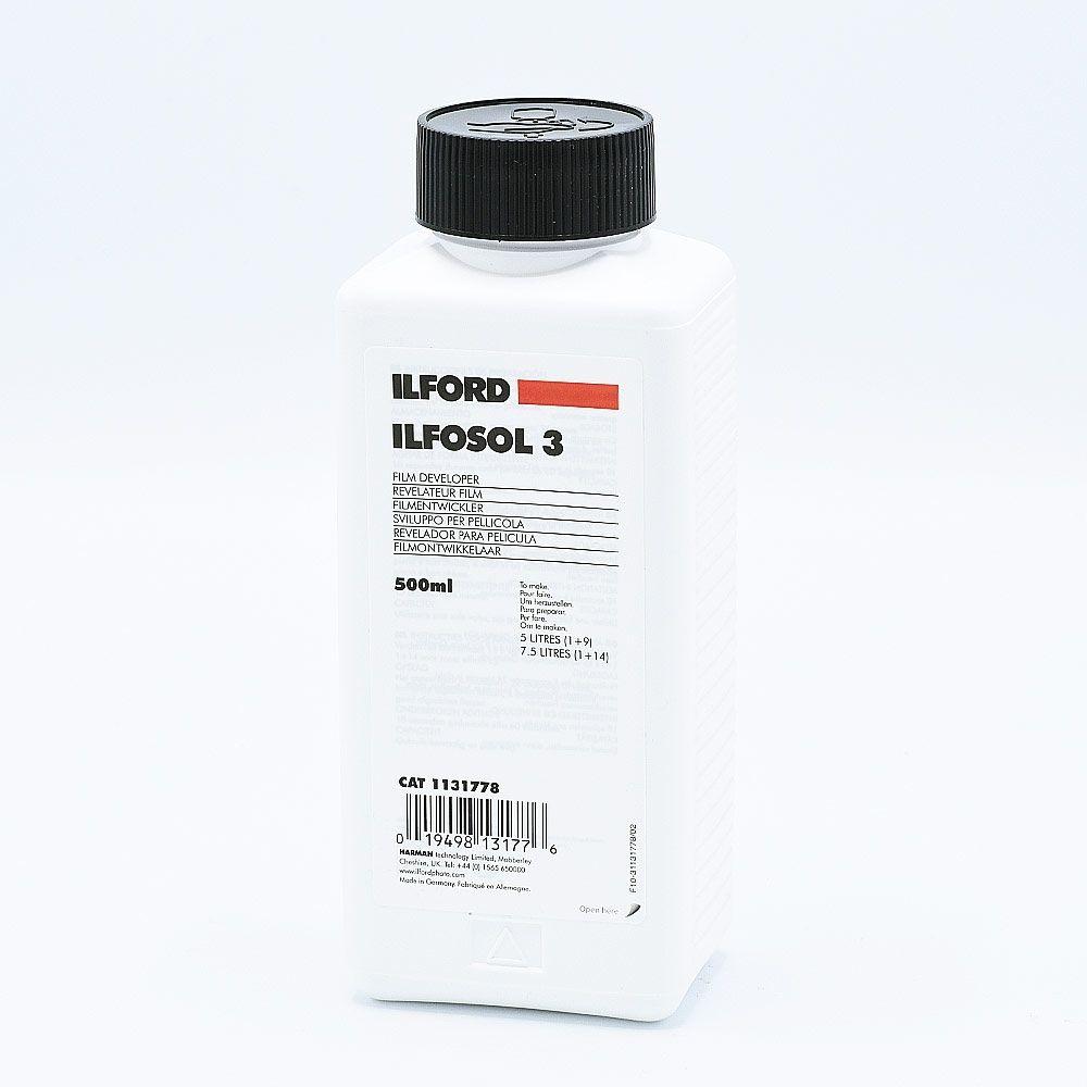Ilford Ilfosol 3 Filmontwikkelaar - 500ml