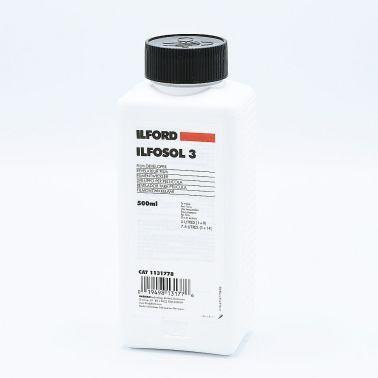 Ilford Ilfosol 3 Film Developer - 500ml