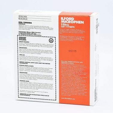 Ilford Microphen Révélateur Film - 1L