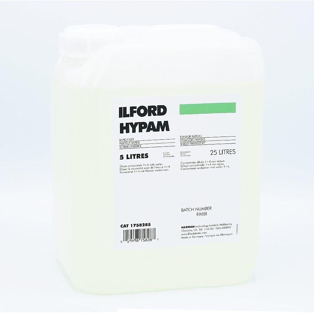 Ilford Hypam Fixer - 5L