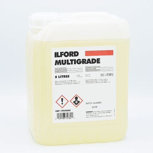 Ilford Multigrade Paper Developer - 5L