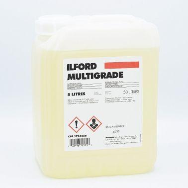 Ilford Multigrade Papierontwikkelaar - 5L