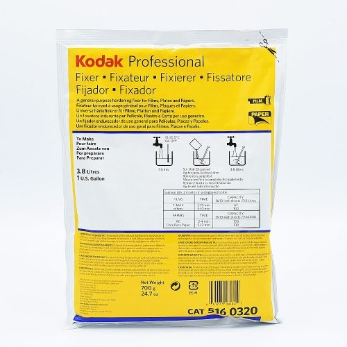 Kodak Hardening Powder Fixer - 3.8L
