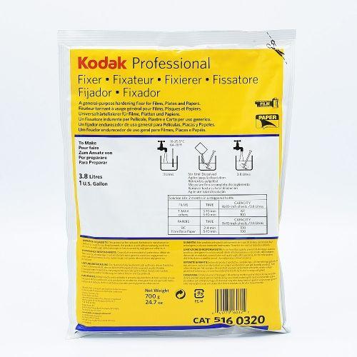 Kodak Hardening Powder Fixer - 3.8L