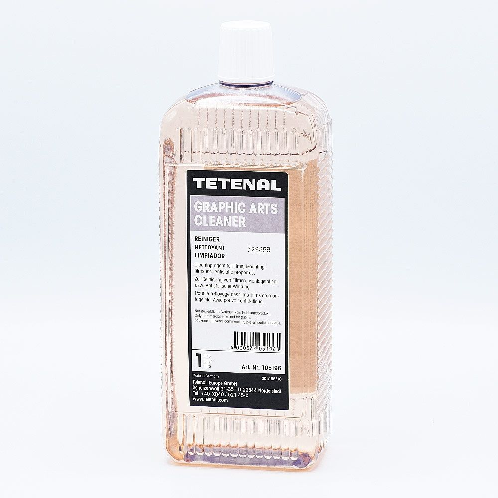 Tetenal Graphic Arts Film Cleaner - 1L