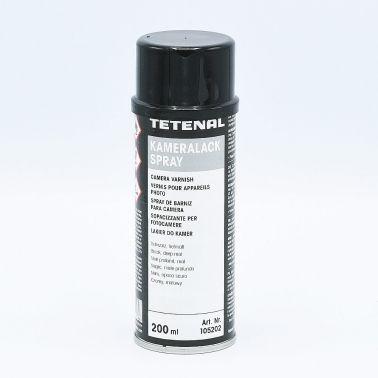Tetenal Camera Varnish Spray (Kameralack) / Black - 200ml