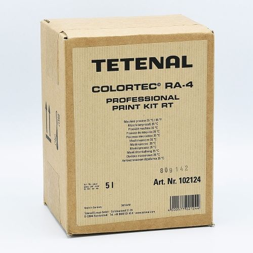 Tetenal Colortec RA-4 Print Processing Kit - 5L