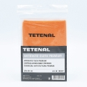 Tetenal Premium Antistatic Polishing Cloth / Orange - 29x30cm