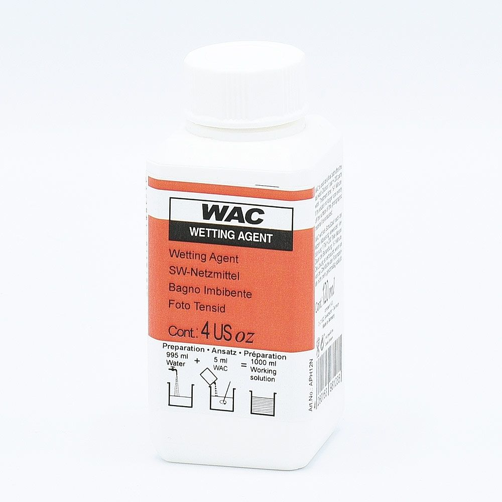 Compard WAC Wetting Agent (Agfa Agepon) - 120ml