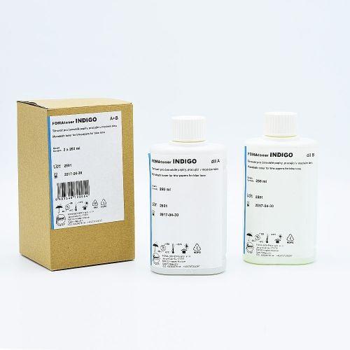 Foma Fomatoner Indigo - 2 x 250ml