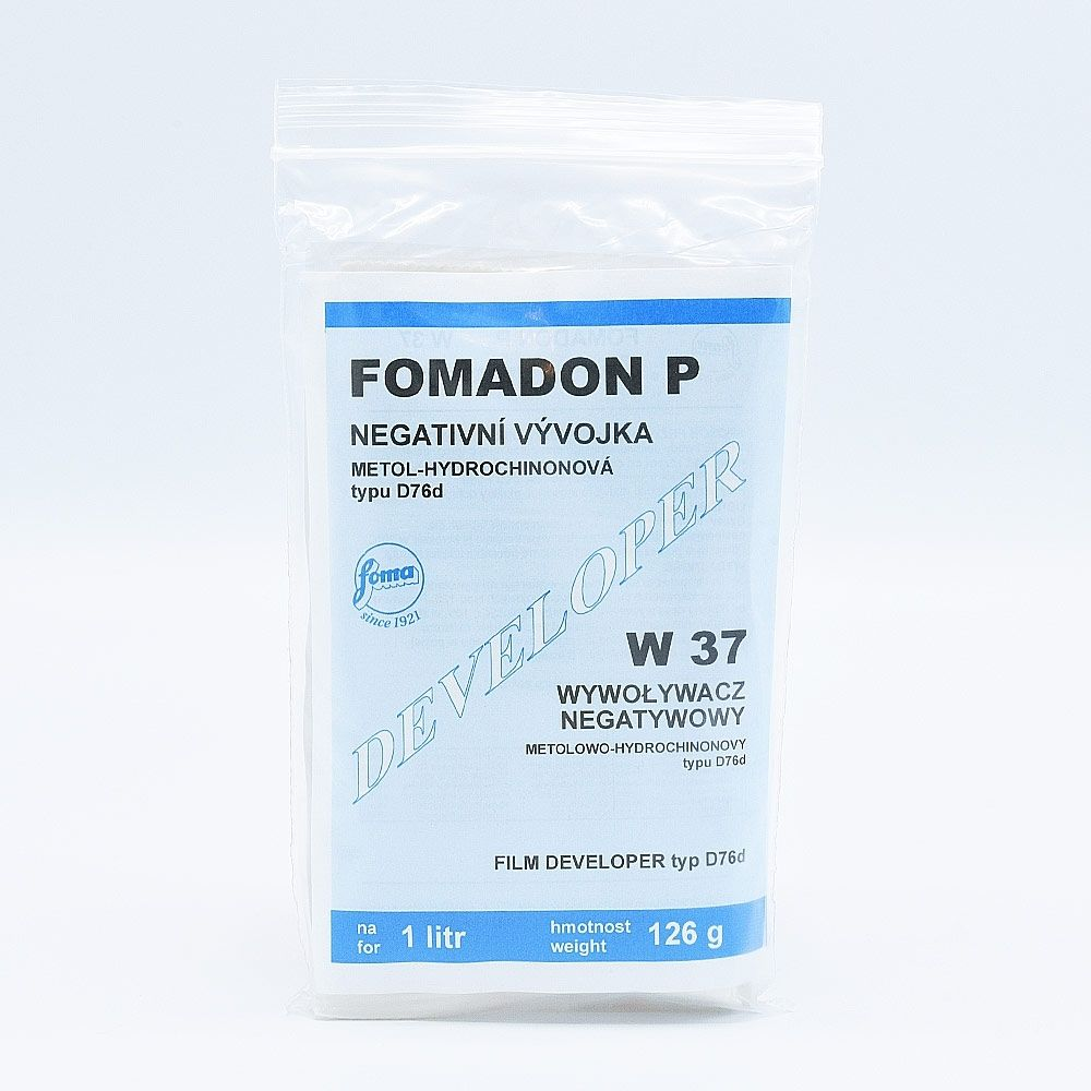 Foma Fomadon P (W37) Film Developer - 1L