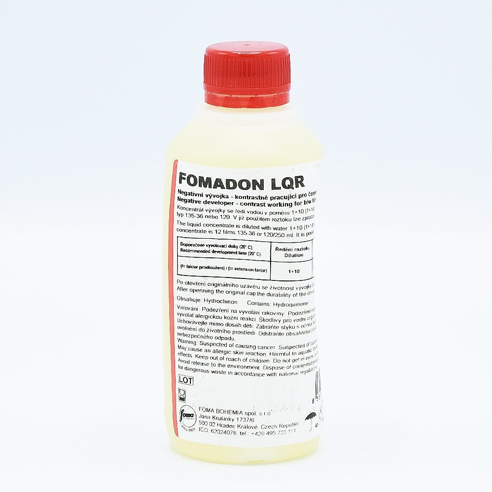 Foma Fomadon LQR Film Developer - 250ml