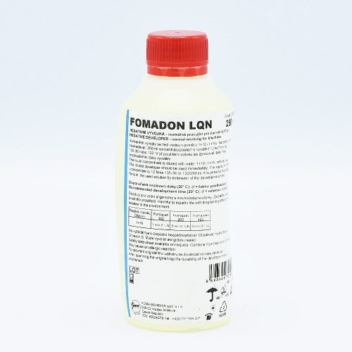 Fomadon LQN Film Developer - 250ml