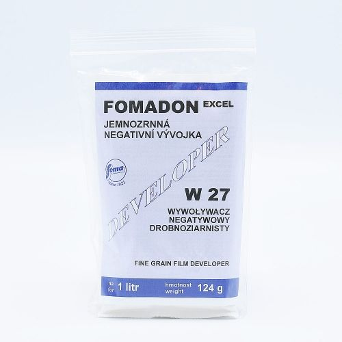 Foma Fomadon Excel (W27) Film Developer - 1L