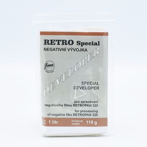 FOMA Retro Special Film Developer - 1L